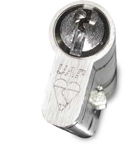 High Security Insurance Approved UAP+ Zero Lift Anti-Snap Euro Cylinder